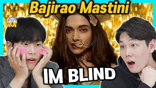KOREAN GUYS REACT TO Bajirao Mastani