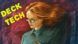 Carolyn Fern Deck Tech (old versión) : Arkham Horror LCG