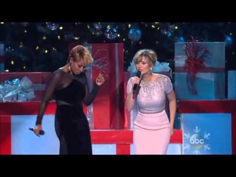 Jennifer Nettles & Mary J. Blige - Winter Wonderland video