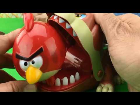 Angry Bird Dog Toy Mouse Toy the toys don't take buster's bones PEPPA PIG Toys