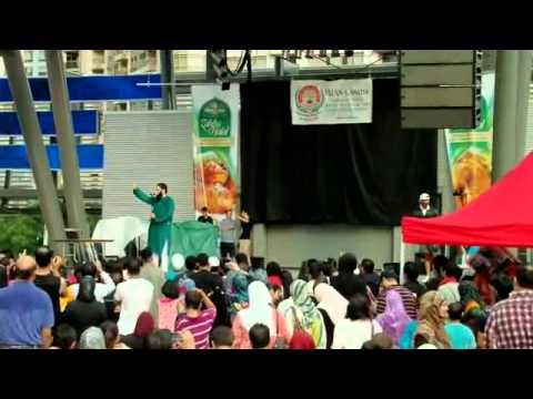 Junaid Jamshed - Reviving the National spirits performing Maula after years 2011
