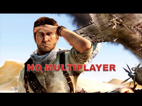 Uncharted: The Nathan Drake Collection - No Multiplayer Damage Control
