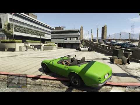 GTA 5 - Vehicle Impound