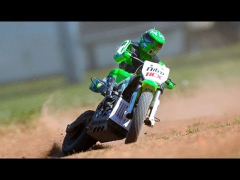 New 1/4 Scale MX 400 Off Road Motorcycle