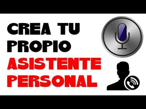 CREA TU PROPIO ASISTENTE DE PC EN WINDOWS