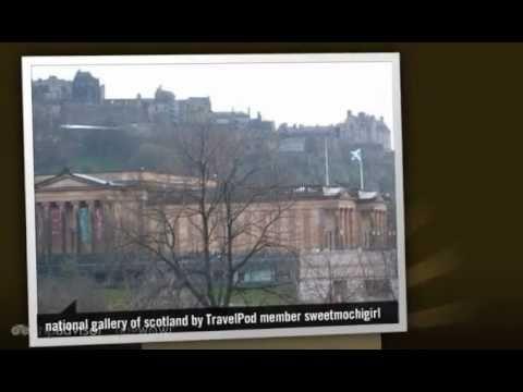 National Gallery of Scotland - Edinburgh, Scotland, United Kingdom