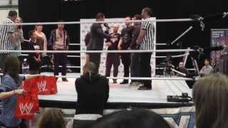 WWE Quiz mit The Miz: Team Schaefer VS. Team Hackl @ You Messe Berlin 2013 Host: The Miz