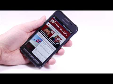 Samsung Galaxy Xcover 3 - Review