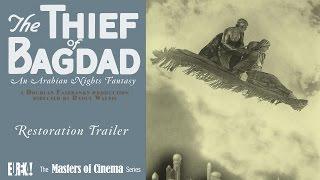 THE THIEF OF BAGDAD Trailer (Masters of Cinema)