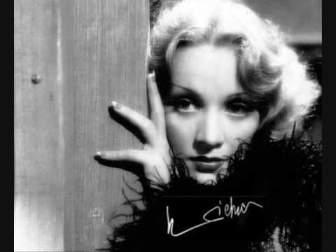 Marlene Dietrich - Die Welt War Jung (When The World Was Young)