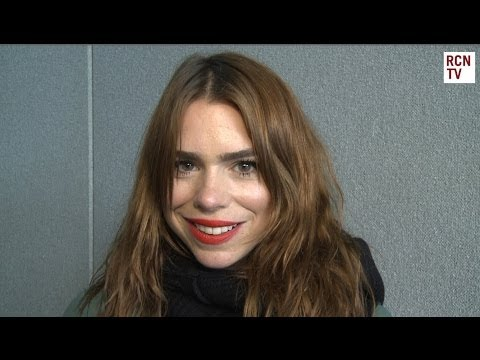 Billie Piper Doctor Who 50th Anniversary Interview