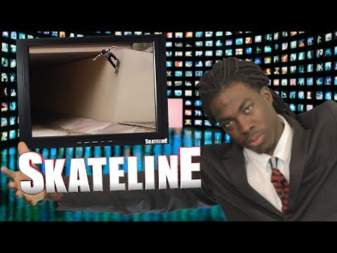 SKATELINE - Luan Oliveira VS Tiago Lemos, Kyle Walker, Ryan Lay, Tyson Peterson, Dustin Dollin