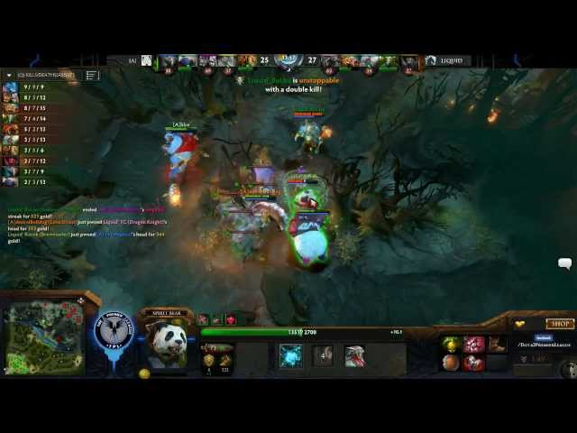 Liquid vs Alliance #4