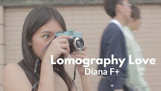 Images from a TOY CAMERA | Diana F+ & Lomo Film