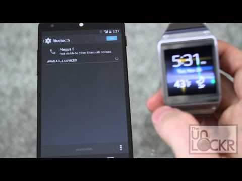 How to Use the Galaxy Gear on Other Android Devices