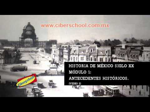 Historia De Mexico Siglo Xx Video 2 video