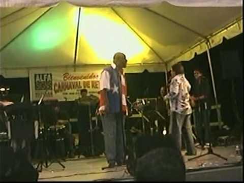 Orquesta Abran Paso con: LUIGI TEXIDOR -