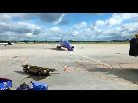 Southwest Airlines 737-300 Pushback