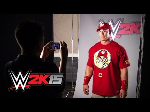 Wwe 2k15 Commercial: John Cena — Behind The Scenes video