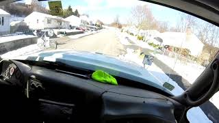 GS products 8000 recycling truck go pro