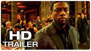 BLACK PANTHER Casino Fight Scene Movie Clip + Trailer (2018) Marvel Superhero Movie HD