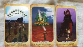 TAURUS General Tarot Reading June 2016