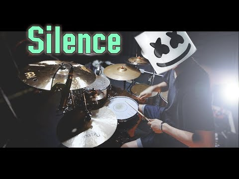 บีมเอง   Drum Remix   Marshmello - Silence Ft. Khalid