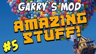 Garrys Mod Angry Birds Part 1 - Forts and Beaks