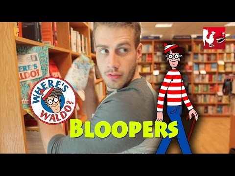 Where's Waldo?: The Audiobook Bloopers – RT Shorts