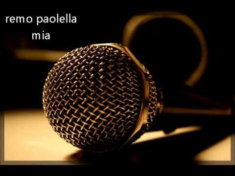 remo paolella – mia (f.chirico)