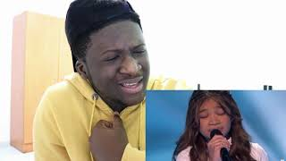 Angelica Hale Fight Song America's Got Talent: The Champions Reaction