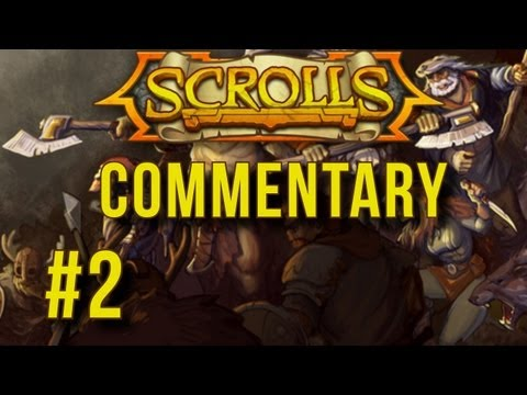 Mixed Deck Opponent - Scrolls Ranked Commentary #2