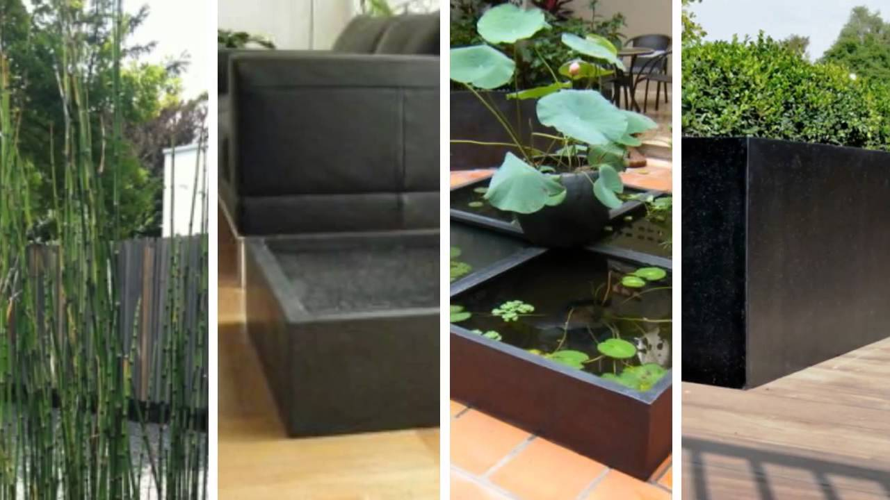 fiberglas pflanzk bel fiberglas blumenk bel und pflanzgef e von eastwest trading youtube. Black Bedroom Furniture Sets. Home Design Ideas