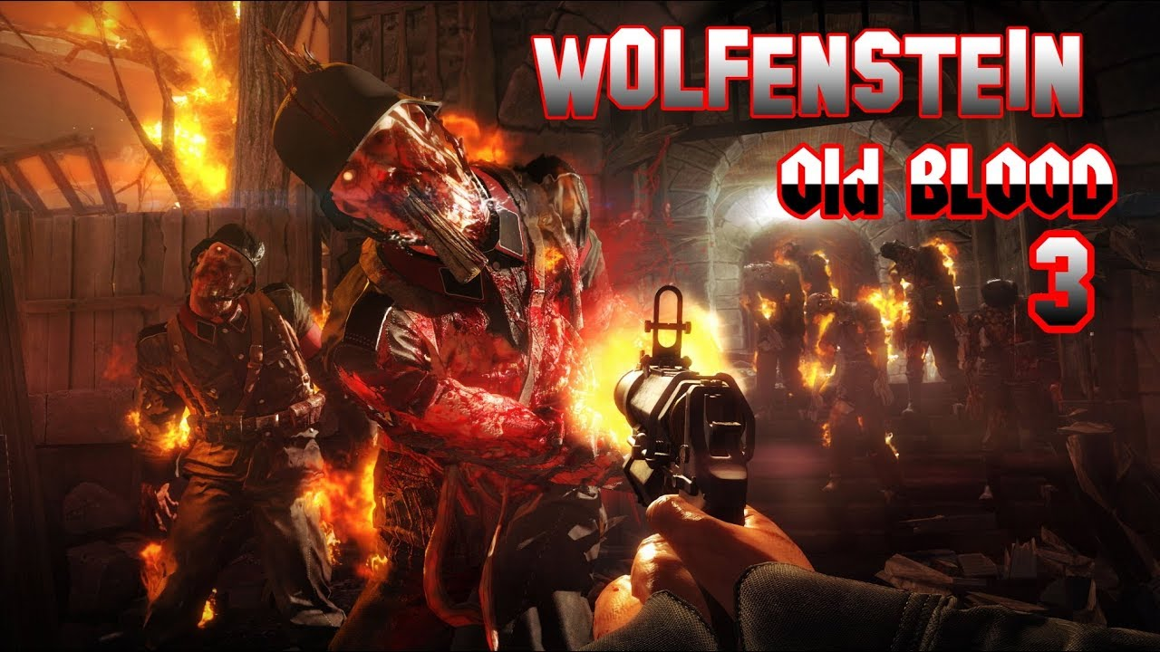 Uncut patch wolfenstein old blood steam
