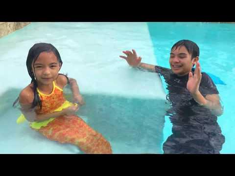 Mermaid Vs Shark Pieface Family Game | Toys Academy