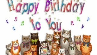 "Cute Kittens Sing ""Happy Birthday to You"""