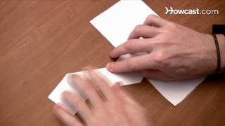 How To Make An Origami Ninja Star