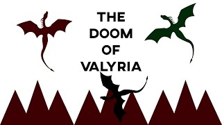 The Doom Of Valyria And The Faceless Men [ASOIAF Books 1-6|GOT Seasons 1-6 SPOILERS]