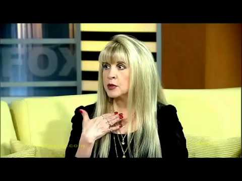 Stevie Nicks Interview on Good Day New York 2012