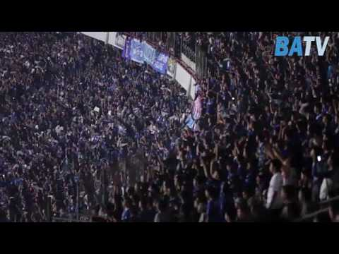 Pesta Aremania Rayakan Kemenangan Arema atas Persib