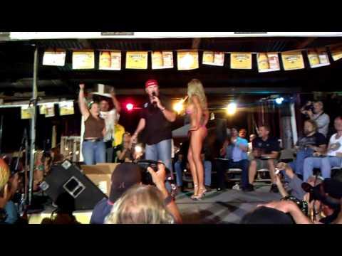 White Eagle Lounge, Thunder Roads Magazine, Twisted Tea Bikini contest  Oct. 15,2011