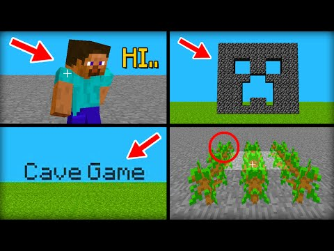 ✔ Minecraft: 10 Things You Didn't Know About Pre-classic