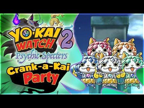 How To Get Jewelnyans in Yo-kai Watch 2 Psychic Specters! [