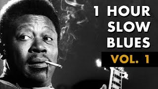 1 Hour Slow Blues / Vol. 1 | Don's Tunes