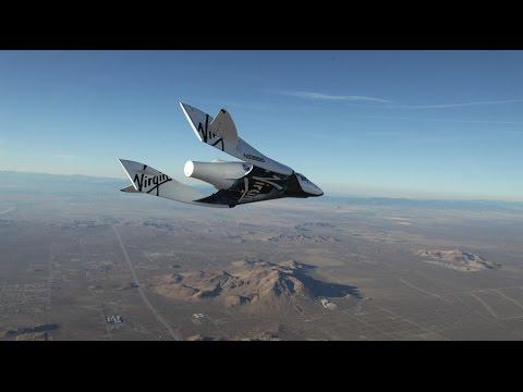 Virgin Galactic introduces newest spacecraft