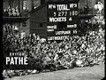 Closing Phases Of The Test Match At The Oval (1935)