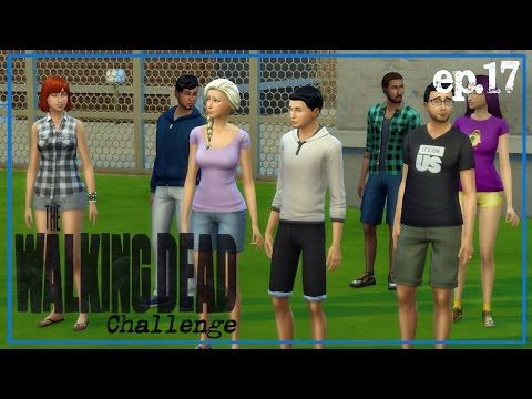 Walking Dead Sims Challenge Ep. 17: Gardening Issues