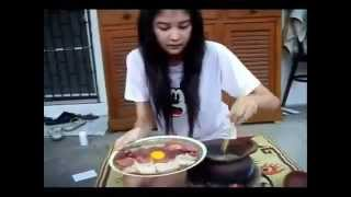 Jim Jum  Nanb Thailand food 2014