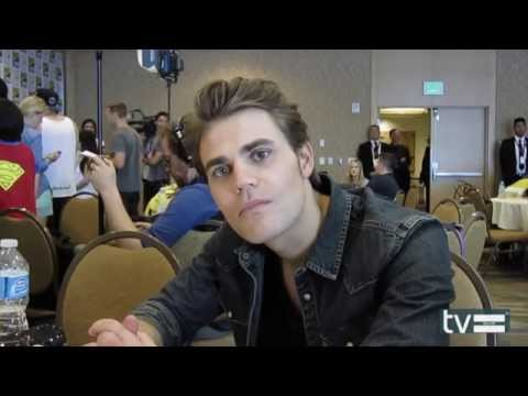 Paul Wesley Interview - The Vampire Diaries Season 6 video