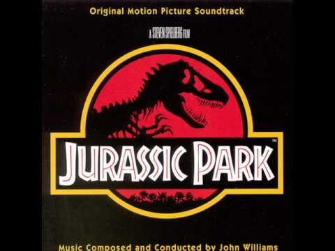 Jurassic Park Soundtrack- Welcome To Jurassic Park